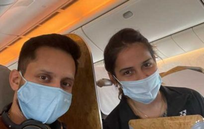 Saina-Kashyap ready to conquer Thailand