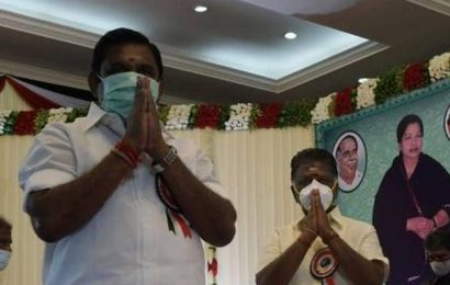 AIADMK authorises CM, Deputy CM to decide on coalition for upcoming TN Assembly election