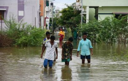 Relentless rains leave problems in their wake
