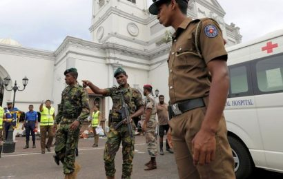 Easter attacks: US charges 3 Sri Lankans