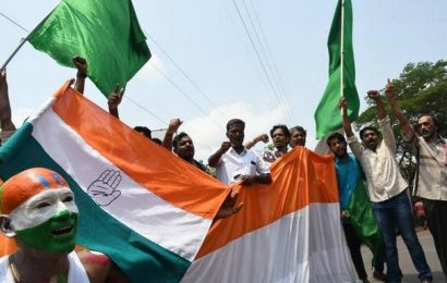 Cong. not to yield to 'aspirations' of MPs