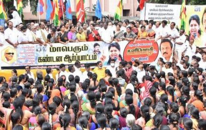 AIADMK government trying to cover up Pollachi sexual assault case, Kanimozhi says