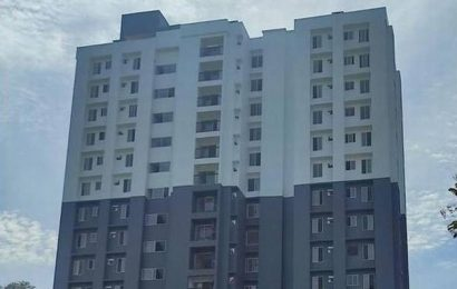 Apartments constructed for unorganised workers