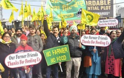 NCP lauds SC stay on three farm laws, but farmers firm on repeal