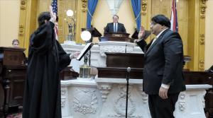 Indian-American Niraj Antani sworn-in as Ohio senator