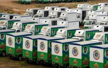 CM to flag off ration door delivery vehicles tomorrow