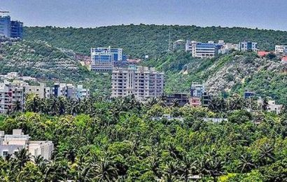 Buzz around shifting of Capital to Vizag growing