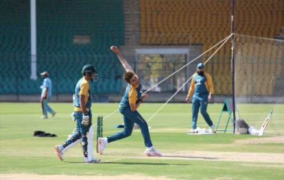 Pakistan captain urges team to play 'fearless cricket'