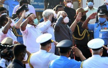 Governor leads Republic Day celebrations in Tamil Nadu