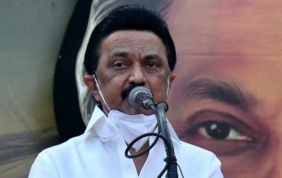Stalin criticises inauguration of Jayalalithaa's mausoleum