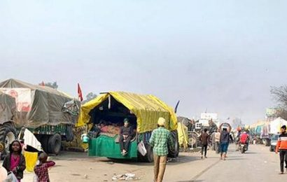 Calm at Singhu border after R-Day storm