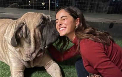 Ananya Panday is a TRUE pet lover