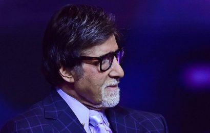 Amitabh Bachchan hails COVID-19 vaccination drive