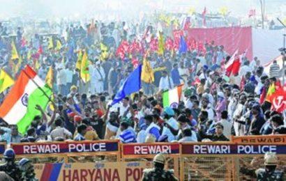 Sangh Parivar orchestrated Singhu border violence: AIKS
