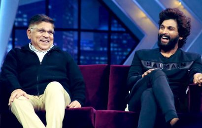 Allu Arjun: Glad to have someone like you in our lives