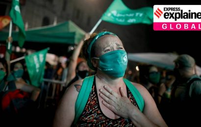 Explained: Why Argentina's pro-abortion movement is associated with green handkerchiefs