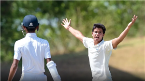 Arjun Tendulkar breaks into Mumbai senior squad for first time