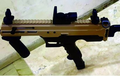 DRDO research wing and Army school develop India's first 9mm machine pistol 'Asmi'