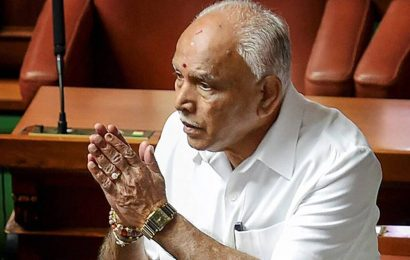 Karnataka: CM Yediyurappa re-allocates portfolios after dissent from some ministers