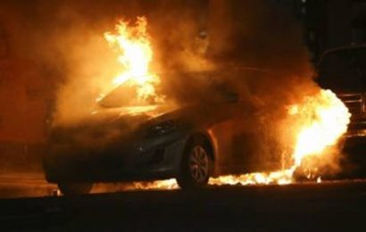 Chinchwad: Youth sets friend's vehicle on fire, blaze spreads and destroys 9 two-wheelers