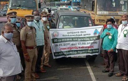 Road Safety Month celebrations begin