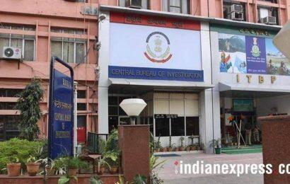 CBI books senior Railways official for 'taking bribe of Rs 1 crore'