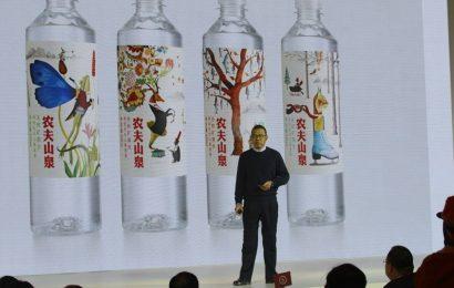 China's bottled water king Zhong Shanshan is now richer than Warren Buffett