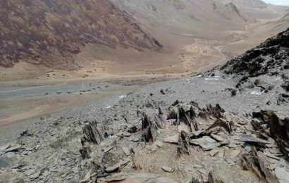 Chinese build-up at LAC clearly visible, says Ladakh leader