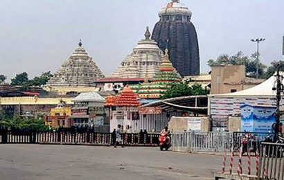 Virus negative report not required to enter Puri temple from Jan. 21