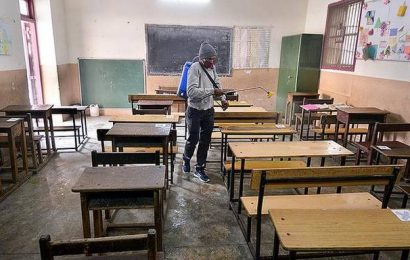 Delhi schools to reopen today after 10 months