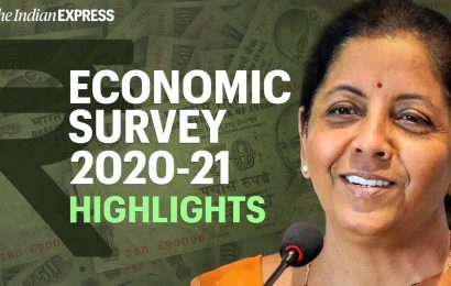 Economic Survey 2021 Highlights: Govt pegs FY22 GDP growth at over 11%, FY21 GDP to contract 7.7%