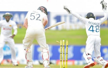 England win 2nd Test by 6 wickets to complete series sweep