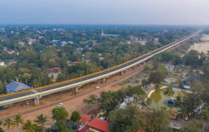 6.8-km-long Alappuzha bypass, with fascinating view of Arabian Sea, inaugurated in Kerala
