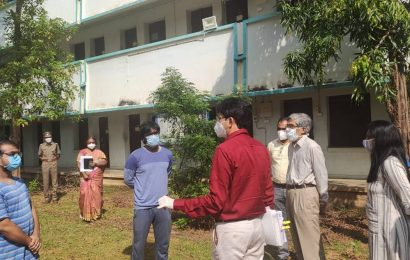 Three more test positive for UK variant of Covid-19 in Chennai
