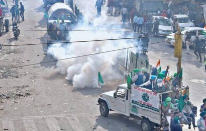 Farmers' tractor rally: Plea in SC seeks inquiry commission to look into violence on R-Day
