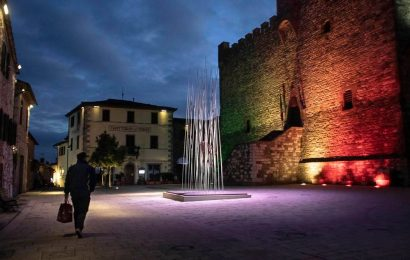 Italy: Without tourism, life in a Tuscan village slides back in time