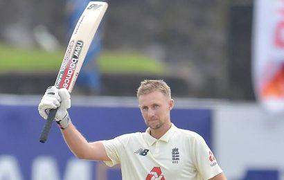 England lead Sri Lanka by 185 on back of Joe Root's century