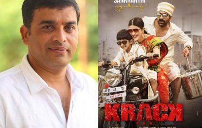 Krack distributor: Dil Raju is killing Telugu films
