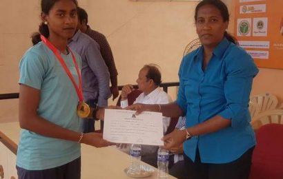 Rural student to represent T.N. in 300 meter race
