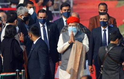 Republic Day | PM Modi dons special turban from Jamnagar