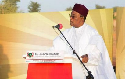 Niger's leader: Fragility of nations must be top priority