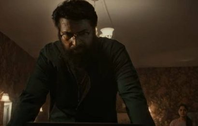 The Priest teaser: Mammootty promises a gripping supernatural thriller
