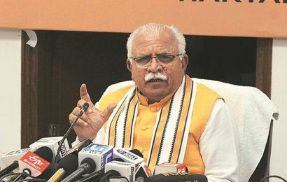 High alert in Haryana, Khattar reviews law and order situation