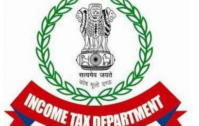I-T Dept. detects unaccounted transactions worth ₹1,400 crore