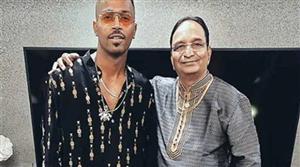 Hardik, Krunal Pandya's father passes away