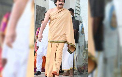 Pawan Kalyan donates 30 lakhs for Ram Mandir