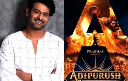 Prabhas and Om Raut film Adipurush gets start date