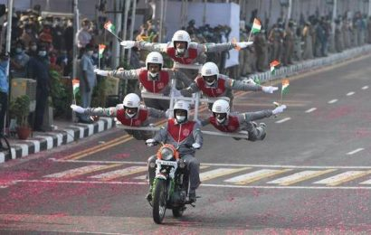 Republic Day in pictures | Heritage, diversity and valour on display