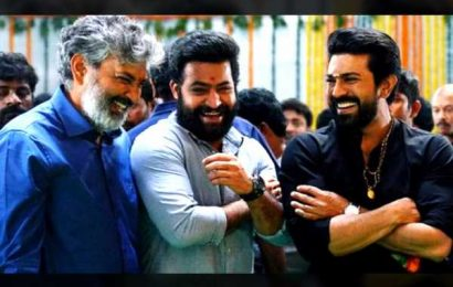 Rajamouli aims to bring RRR to theatres for Dusshera 2021?