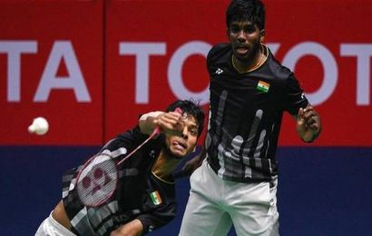 Thailand Open   Satwik-Chirag's impressive run ends with semifinal defeat